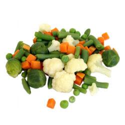Овощи весенние вес