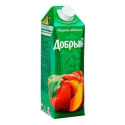 Нектар ДОБРЫЙ перс/ябл 1л