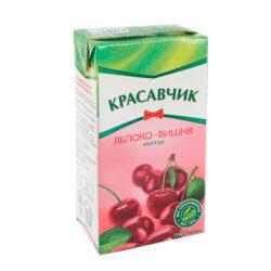 Нектар Красав ябл/виш 0,5л