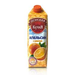 Нектар Донская кухня апельсин 1л