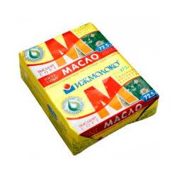 Масло Ижмолоко слив ж72,5 175гр фольга