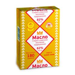 масло маслодел традиционное 180 гр