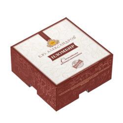 М-ое Пломбир шоколадный крошка темн.шок 400г Александров