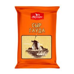 Сыр Гауда ж45 150г нарезка Свитлогорье
