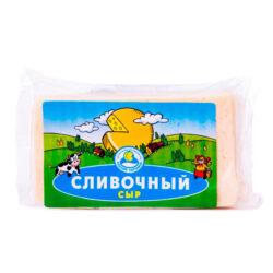 Сыр Сливочный ж50 250г Кез фас