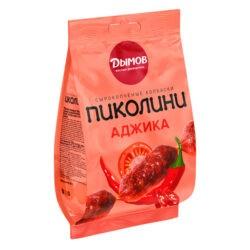 Колбаски Пиколини аджика с/к 50г Дымов