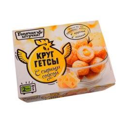 Круггетсы/сырный соус 250г Горячая штучка