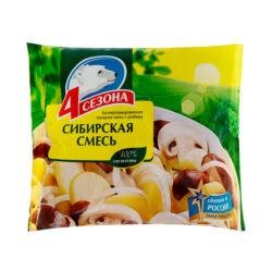 Смесь Сибирская 4сезона 400гр